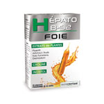 Hepato B52 : Complexe détoxifiant aux plantes