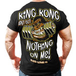 King Kong : T-shirt de musculation