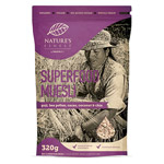 Superfood Muesli : Müsli 100 % Bio mit Superfoods