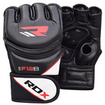 MMA Glove GGRF-12 Black : Gants de MMA