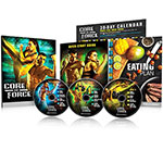 Core de Force : Programm mit 3 DVDs - Body Combat