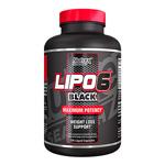 Lipo 6 Black : Profi-Fatburner