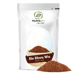 He Shou Wu : He Shou Wu Wurzelpulver