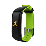 Bracelet de sport bluetooth BSPORT 14 : Montre connectée