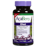 AçaiBerry Diet : Antioxydant et perte de poids