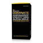 Dominate : Complexe de soutien pour la testostérone