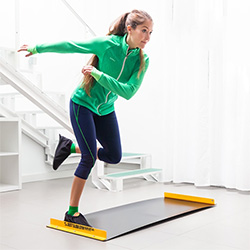 Just Slide Gym : Appareil de cardio et de tonification