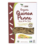 Organic Quinoa Penne : Pâtes bio au Quinoa sans gluten