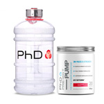 JUG and Pre Workout Pump