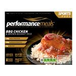 BBQ Chicken : Plat préparé poulet BBQ & riz basmati