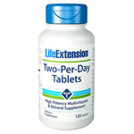 Two Per Day : Multi-vitamines et minéraux