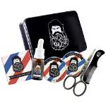 Angry Norwegian Metal Box  : Coffret pour la barbe