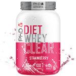 Diet Whey Clear : Protéine minceur rafraîchissante
