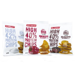 High Protein Chips : Chips protéinées