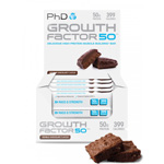 Growth Factor 50 ist ein stange (brownie) ultra protein von PhD Nutrition