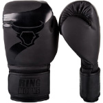 Charger Boxing Gloves Black/Black : Gants de boxe