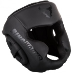 Charger Headgear Black/Black : Casque de protection