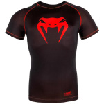 Contender 3.0 Black/Red : T-shirt de compression Venum