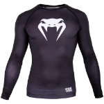 Contender 3.0 Long Sleeves : T-Shirt de compression Venum