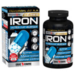 IRON ULTRA FAT BURNER : Brûleur de graisse avancé