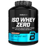 Iso Whey Zero : Isolat de protéine de Whey