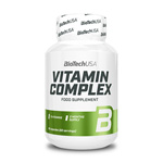 Vitamin Complex : Complexe de vitamines et minéraux