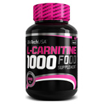 L-Carnitine 1000 : Carnitine en tablettes