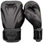 Impact Boxing Black Grey : Gants de boxe