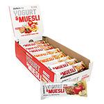Yoghurt and Muesli : Barres de céréales
