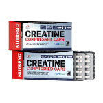 Creatine Compressed Caps : Créatine en capsules