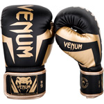 Élite Boxing Gloves Black Gold : Gants de boxe