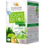 Soupe Detox Digestion & Transit : Préparation pour soupe detox