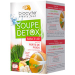 Soupe Detox Minceur : Préparation pour soupe minceur