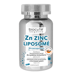 Zinc Liposomé : Zinc - Minéral essentiel