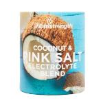 Coconut And Pink Salt Electrolyte Blend : Boisson hydratante en poudre