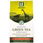 Kenyan Green Tea : Thé soluble en poudre