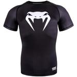 Contender 3.0 Black/White : T-shirt de compression Venum