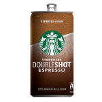 Starbucks Doubleshot : Café en canette