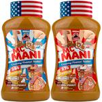 Mc Mani : Beurre de cacahuète protéinée
