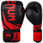 Challenger 3.0 Black/Red : Gants de boxe