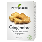 Gingembre : Gingembre en capsules