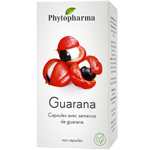 Guarana : Extrait de guarana pure