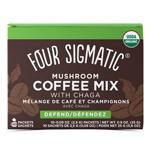 Mushroom Coffee Chaga & Cordyceps : Café soluble en poudre énergisant