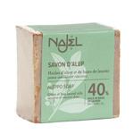 Savon Alep 40% HBL : Savon d'Alep titré à 40%