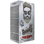 Color Shampoo 9G Grey : Shampoing colorant gris pour barbe et cheveux