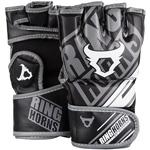 RingHorns Nitro MMA Gants - Black : Gants MMA