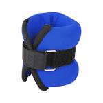 Paire de bracelets lestés 1kg : Petit poids pour poignets et chevilles