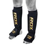 Hosiery RDX Shin Instep Foam Black Gold : Protège-tibias et pieds