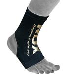 Hosiery Anklet Black Gold RDX : Chevillères RDX