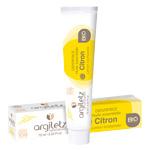 Dentifrice Bio Citron : Dentifrice Bio à l'argile blanche